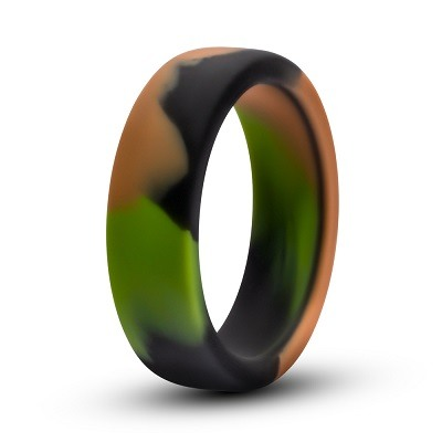 Performance Green Camo Cock Ring 1