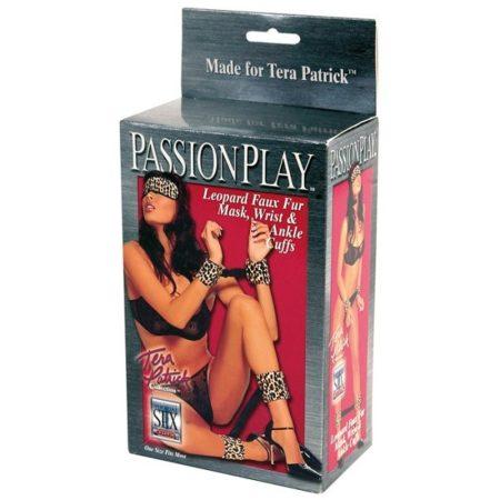 Tera Patrick's Passion Play Bondage Kit 2