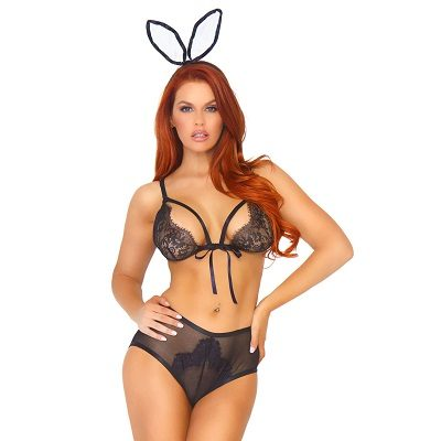 Leg Avenue Roleplay Bedroom Bunny UK 8-14 1