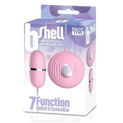 BShell 7 Function Bullet Vibe Pink 1