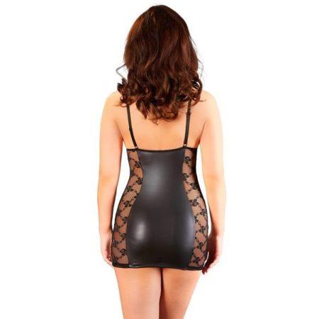 Cottelli Little Black Dress With Zip 2