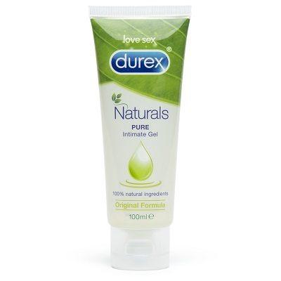 Durex Naturals Intimate Gel Lubricant 100ml 1