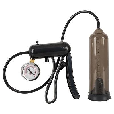 Mister Boner Professional Penis Pump With Gauge 1