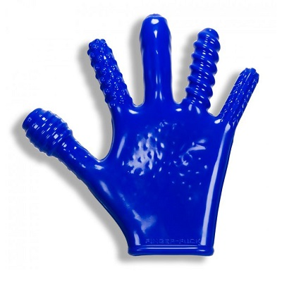 Oxballs Finger Reversible Jo Penetration Glove Police B 1