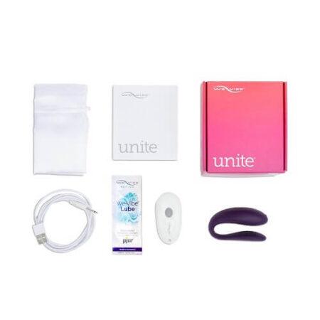 We-Vibe Unite Remote Controlled Clitoral Vibrator