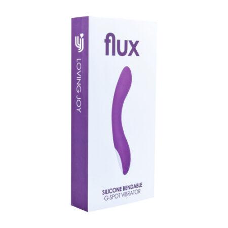 Loving Joy FLUX Silicone Bendable G-Spot Vibrator