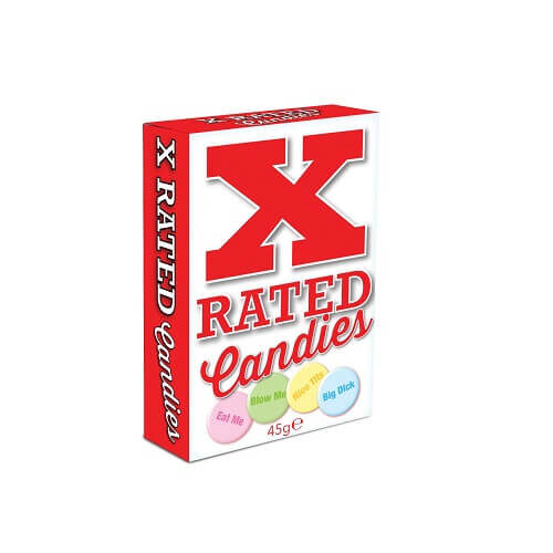 X-Rated Candy Sweets 1