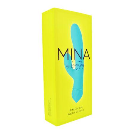 Mina Soft Silicone Rabbit Vibrator