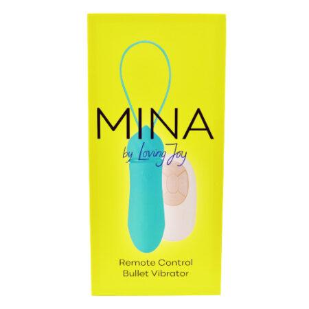 Mina Remote Controlled Vibrator