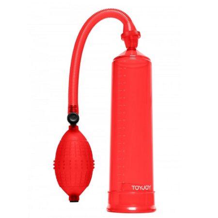 Penis Enlarger Power Pump Red 1