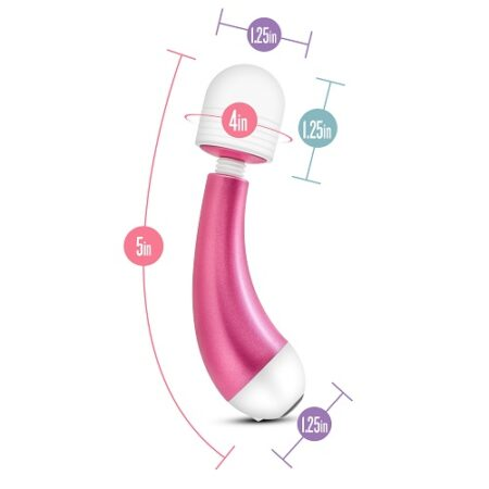Noje Magic Wand Vibrator Rose