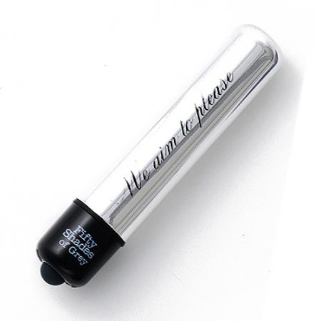 Fifty Shades of Grey We Aim to Please Vibrating Bullet 1