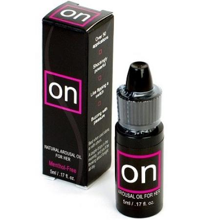ON Natural Arousal Oil For Her 1